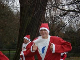 Santa Run 2009