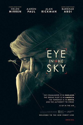 Poster for Eye in the Sky film